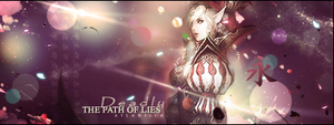 Ancient Path of Lies by eZaCx