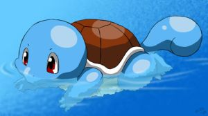 Squirtle by KimYoshiko