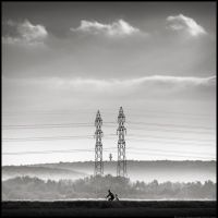 Pylons by A-Parrot