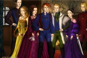 The Cullen Family by girlink