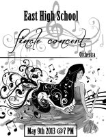 Orchestra finale concert by Jexima