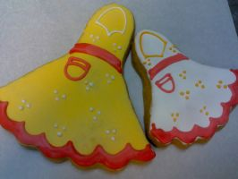 Apron Cookies by eckabeck