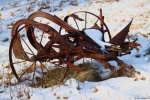 Old Time Cultivator by natureguy