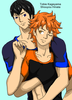 KageHina1 by HieiSQueen