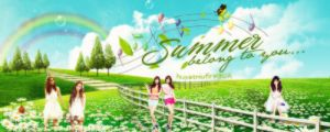 [Design Contest] Summer belong to you... by huyetniufire