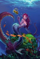 Mermaid2014 by HXH17