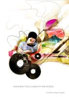 Tribute to Nujabes by romainjl