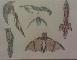 Twilight Armament - Weapon Forms by A5L