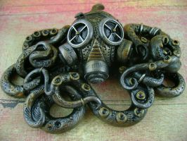 Mechanical Apoctopus by monsterkookies