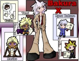 Bakura and Choices by kemu