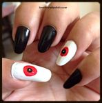 Halloween Nail Art by Gorgeousnails
