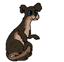 This Is My First Stoat Ever by Meepalso