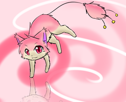 :I Skitty by FoxLover12