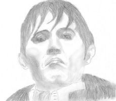 Johnny Depp-Barnabas Collins by BonBon95