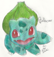 Bulbasaur by Proshi
