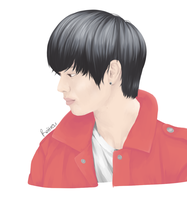 BtoB: SungJae by Reitrou