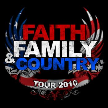 Faith, Family, and Country by JasonLowe