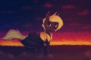 CHRONICLE by cappydarn