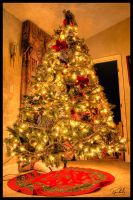 Christmas Tree by lost-remains