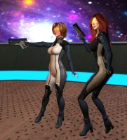 (Almost Nothing To Do With) Mass Effect by EthereaS