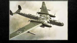 3RD REICH ALTHISLW Me 264 by Oxygino by PanzerBob