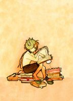 BookWorm by Truthdel