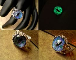 Custom Ring For Lady Brandy by LadyPirotessa