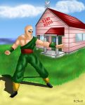 Tien Training by Bijoux91