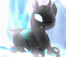 Thorax + Speedpaint by okaces