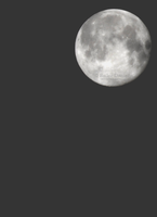 The Supermoon by reckIess