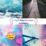 4 Pack Background Images by daydreameditz