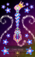 Keyblade Crown Unlimit -T- by Marduk-Kurios