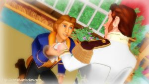 Two Princes are better than one by Simmeh