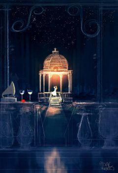 The Gazebo Waltz. by PascalCampion