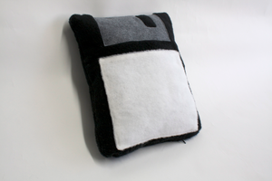 Floppy Disk Pillow by abcdennis