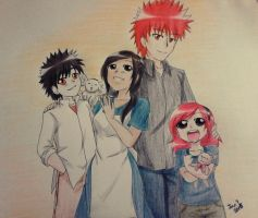 :Family Picture: by Rei-Catlang