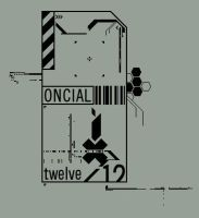 The 12th Oncial by glue