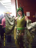 Rydia Cosplay by confuzed-anime-fan