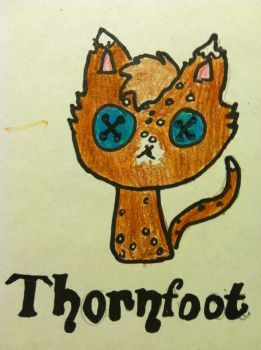 Thornfoot : P by Goldpaw101