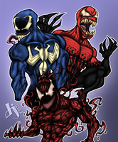 Symbiote Trios COLORS by ProjectDJ