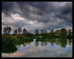by the lake by Alex80