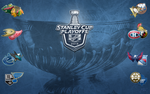 NHL 2013 PLAYOFFS : QUARTER-FINALS WALLPAPER by melies