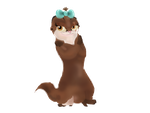 Rica the otter ( POM) by TheWarriorDogs