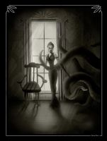 Innsmouth Portrait by lifebytes