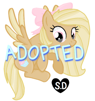 Cupcake Delight - New MLP adopt [CLOSED] by Sugar-Dazzle
