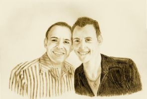My Partner and I by Abaez40
