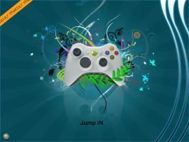 Xbox 360 Ads. by ThaGmz