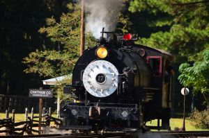 Steamin' Over The County Line by CSX5344