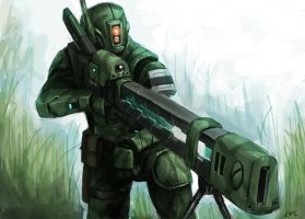 TAU Tropic Thunder by thevampiredio