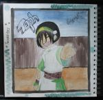 Toph (In the Arena) by Tinny-xxx